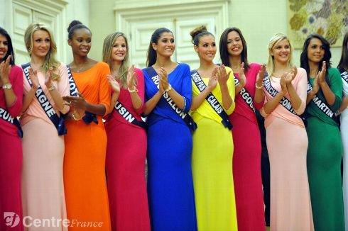 Les Miss sont arrivées à Limoges