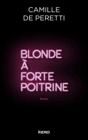 . Blonde à forte poitrine ( * * * * *)