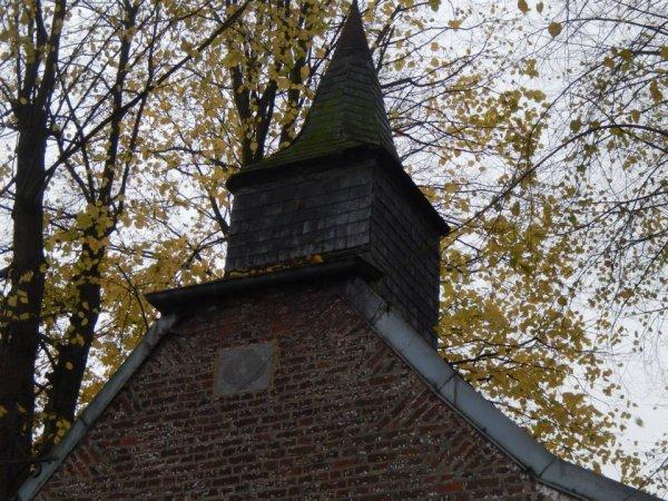 gryssettte j yarai bientot bruller une bougie pour toi a Wanfercée-Baulet Chapelle Notre-Dame des Affligés