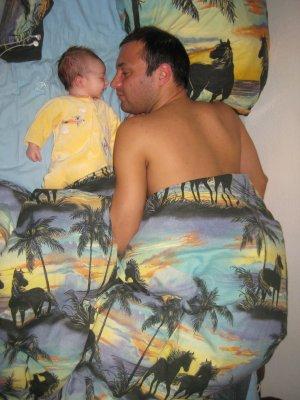 mon père et moi au temp que j ètè guoss pffffff