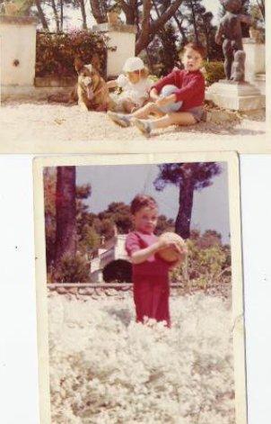 moi dans les annèe 80