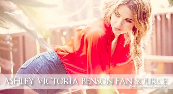 www.SWEET-ASHLEYBENSON.skyrock • Pour tout savoir sur Ashley Victoria Benson ! • Découvrez toute l'actualité de la plus honnête des menteuses qui incarne le rôle d'Hanna Marin dans PLL •
