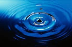Une simple goutte d'eau
