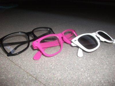 Mes Glasses :)
