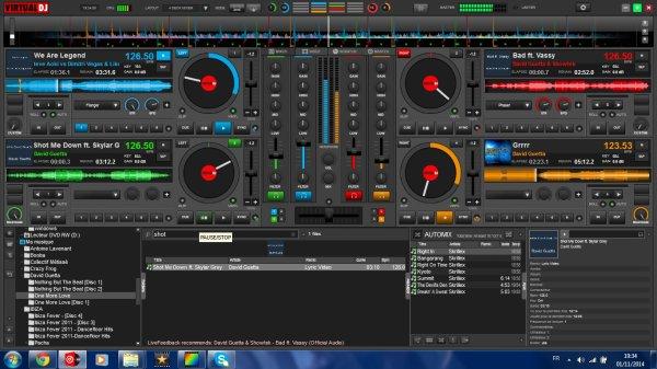 Mon premier mix :)