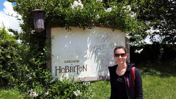 # Hobbiton - Matamata