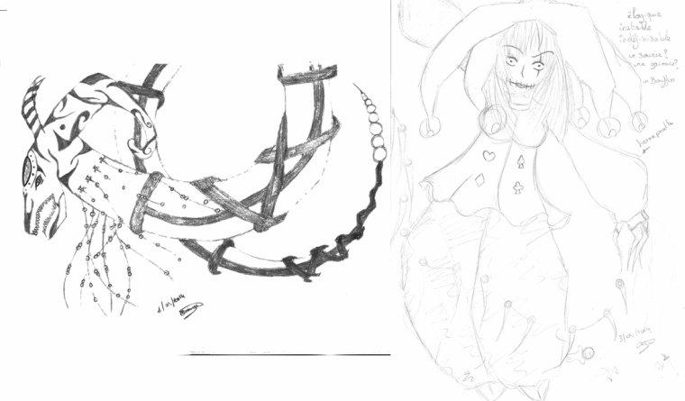 Mes petits dessins.