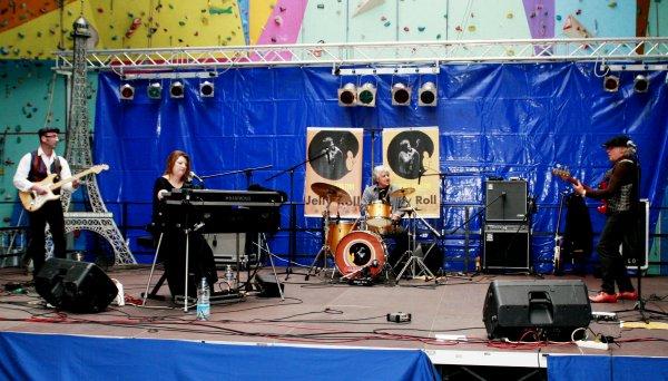JELLY ROLL(PLANET ARETHA) concert du dé friché AZOUZ