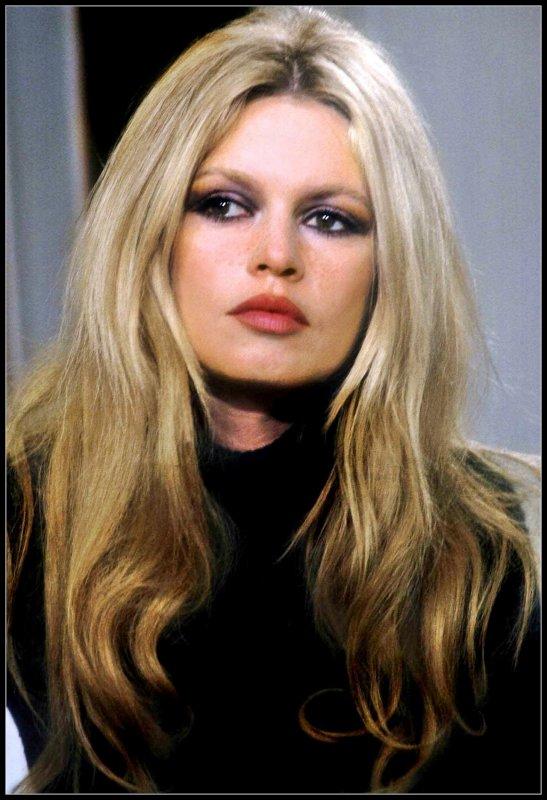 Brigitte Bardot !