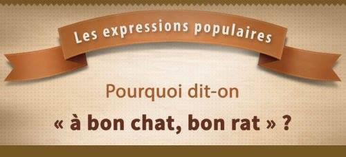 Expressions populaires....