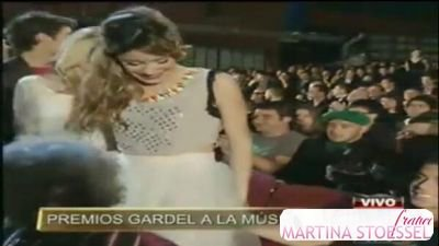 au music awards 2013 - c5n vivo !