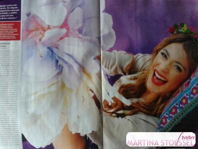Caras – Como Tu- music auwards- photo perso- violetta !!!