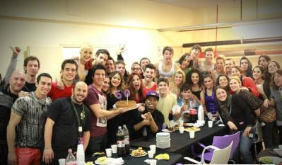 PHOTOS PERSO – VIOLETTA EN VIVO !