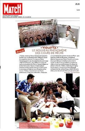 PARIS MATCH – HOLA !
