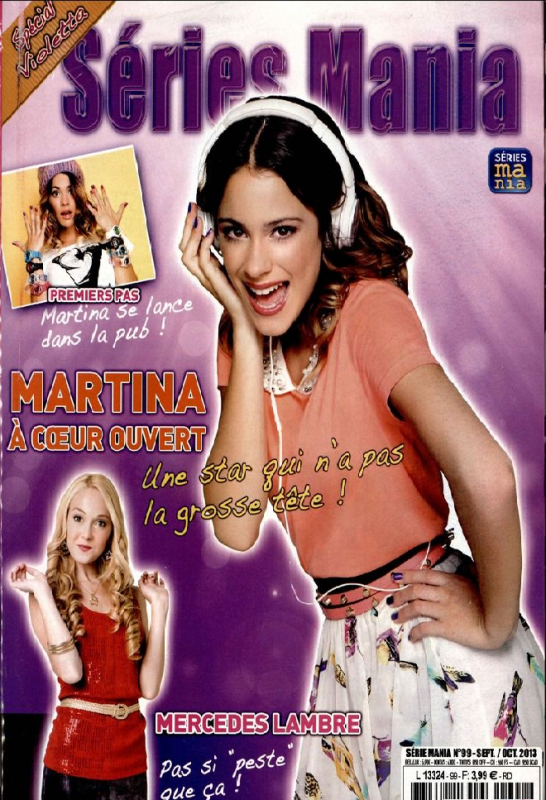 dream up -violetta 2 episode 52 - serie mania - fundacion baccigalupo - violetta !