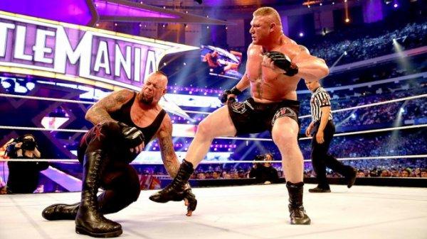 WWE News, rumeurs 2014 : Brock Lesnar, Daniel Bryan, Triple H, Dave Batista, et romain règne nouvelles blessures