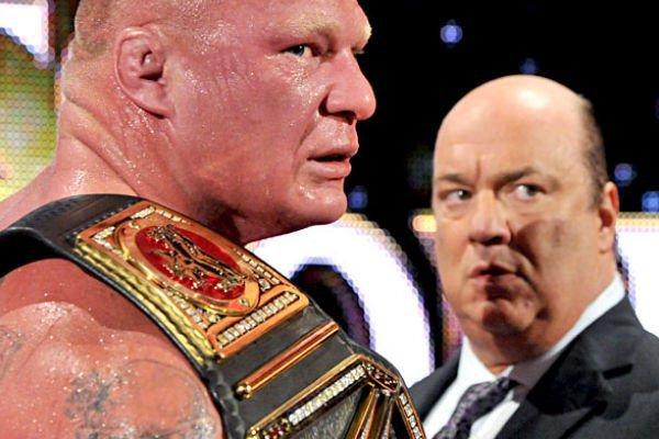 10 raisons UFC doivent signer de nouveau WWE Champion Brock Lesnar