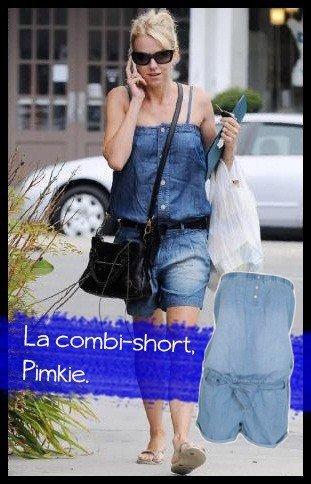 LA COMBI-SHORT