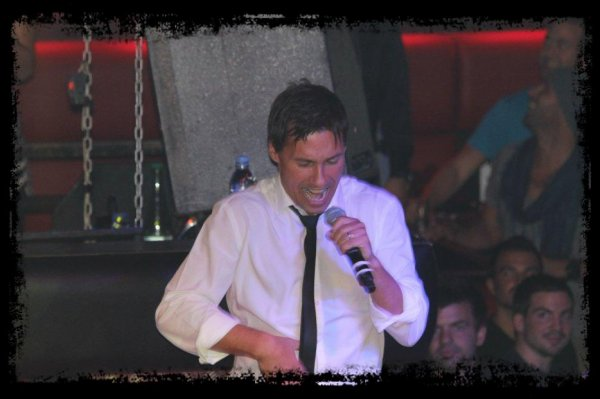 Nathan MOOre Mad Lausanne 21 Septembre 2012
