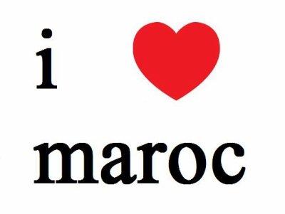 marocain et fière