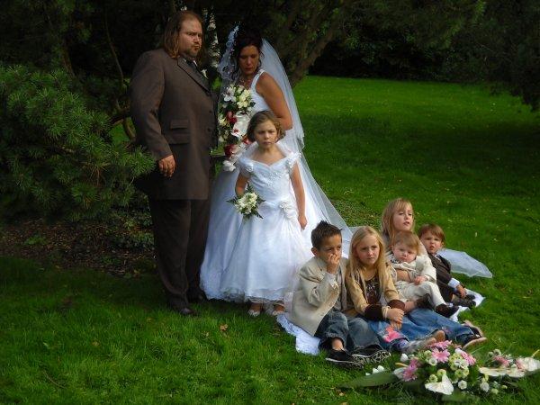 suite des photos de notre mariage