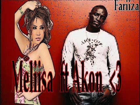 ♪•]•·º♫·》»  Akon And Melissa  « ♪•]•·º♫·  / ╚>  ᶫᵒᵛᵉᵧₒᵤ  <╝ (2009)
