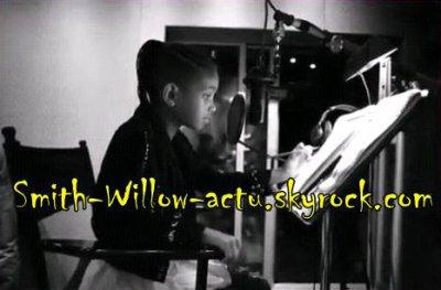 Presentation de Willow Camille Reign Smith