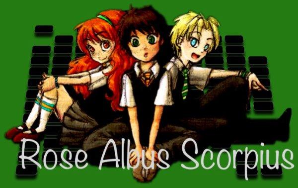 Rose/Albus/Scorpius