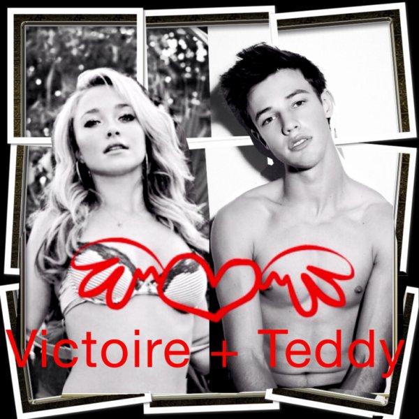 Victoire/Teddy
