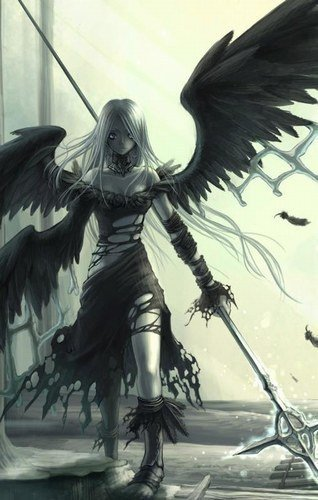 "Petra ""the angel of Death"""