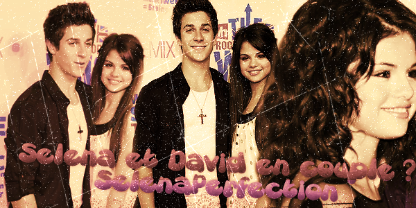 Selena Gomez et David Henrie en couple ?
