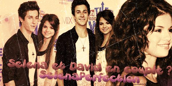 Selena Gomez et David Henrie en couple ?
