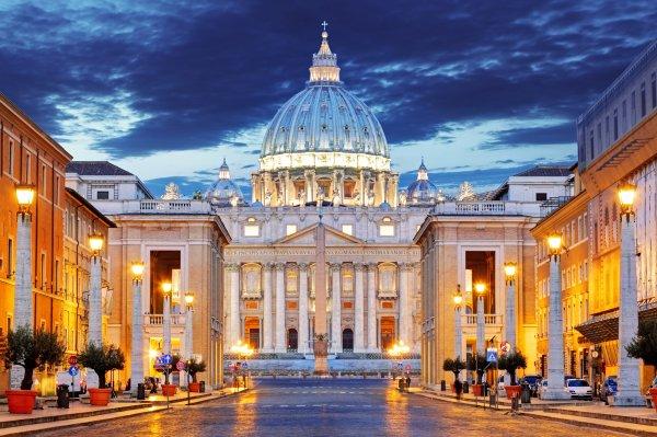 Cité du Vatican