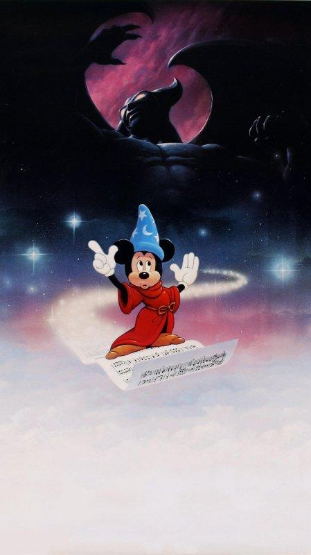 3. Fantasia — 1940