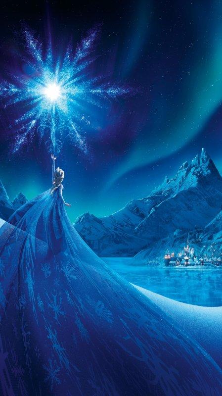 53. La Reine des neiges — 2013