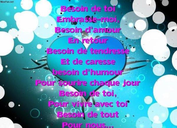 Poème 9 Fais Part Moi L Ce Blog Aura Tt Nos Poème Ke