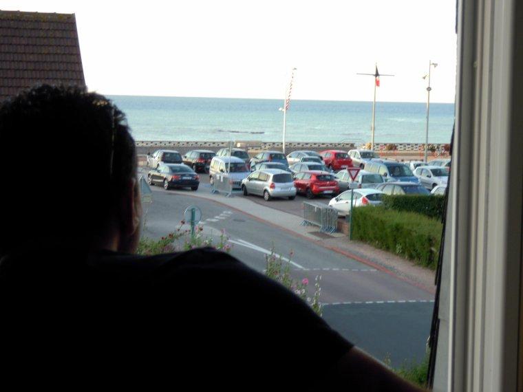 Hôtel des Bains à veulettes sur mer
