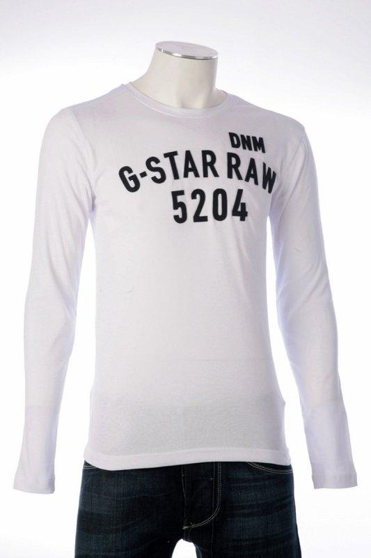 T-SHIRT MANCHES LONGUES G-STAR A 39.90E