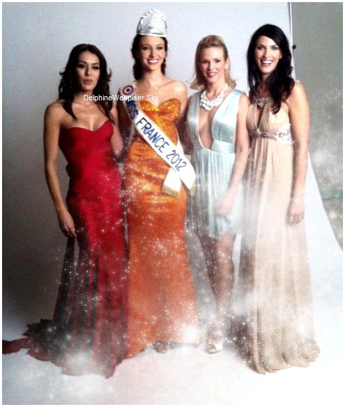 4/12/11 : Gala et Photo avec le jury Féminin