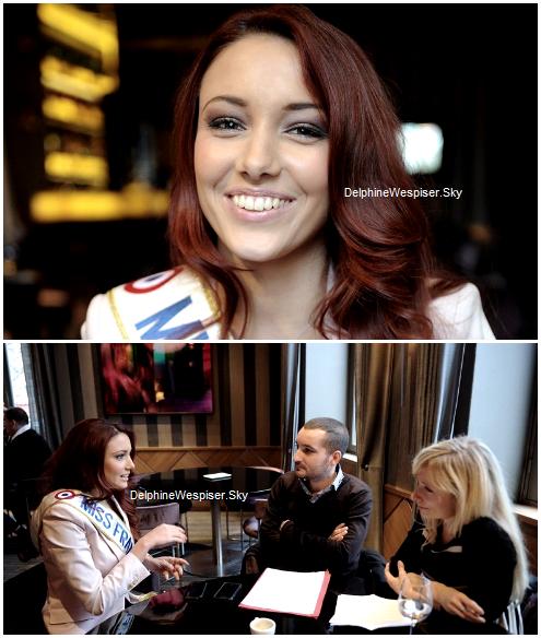Delphine pour Public Interview
