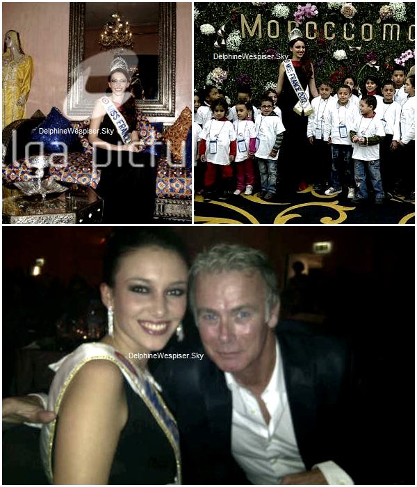 15/01/12 : Delphine au Maroc