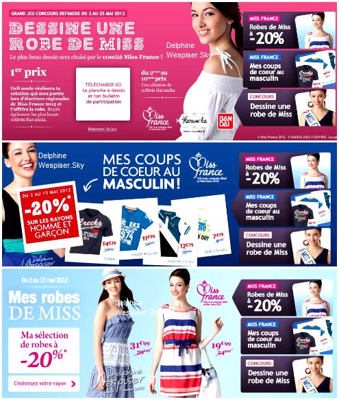 03/05/12 : Delphine pour Défi Mode et Esthétic Center