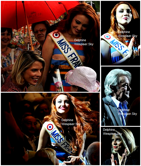 15/05/12 : Delphine pour Miss Essone