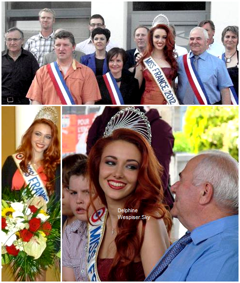 20/05/12 : Delphine Maison de Retraite et Miss Essone nouvelles photos