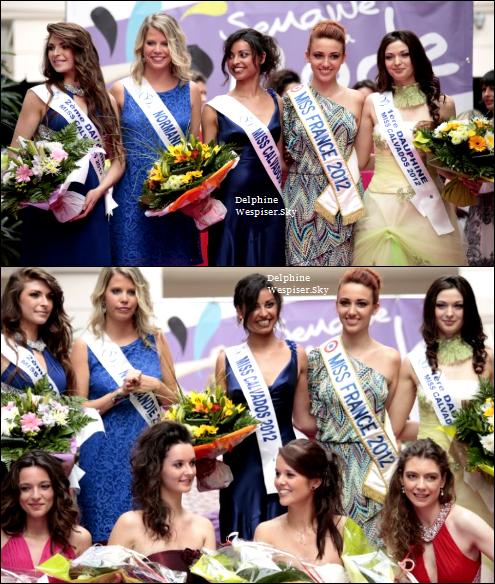 02/06/12 : Mondeville en Normandie Miss Calvados
