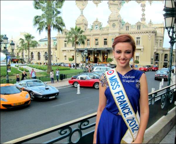 10/06/12 : Delphine à Monaco et au Maroc