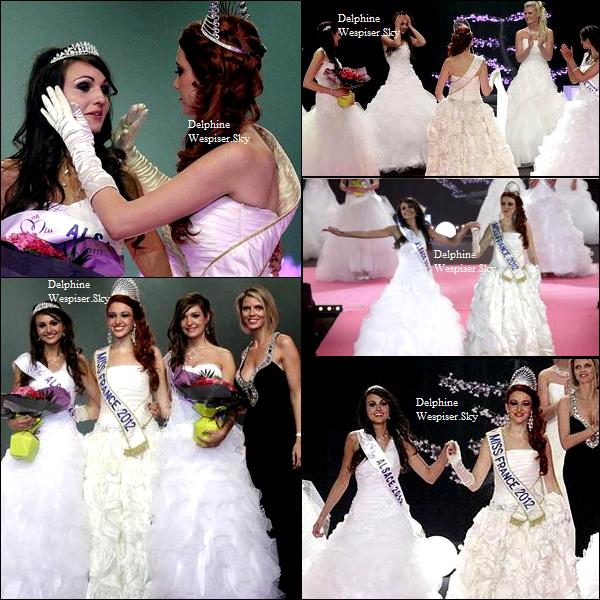17/06/12 : Emilie Koenig est Miss Alsace 2012