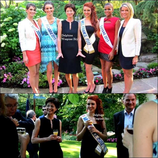 18/06/12 : Election de Miss Ile-de-France 2012