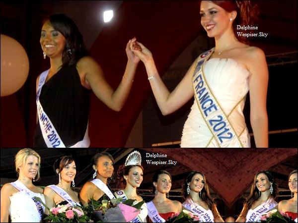 24/06/12 : Delphine pour l'élection Miss Manche et pour Elysée Marbeuf