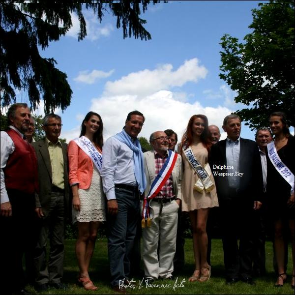 03/07/12 : Delphine à Carelles et aux Jardins de Laquenexy